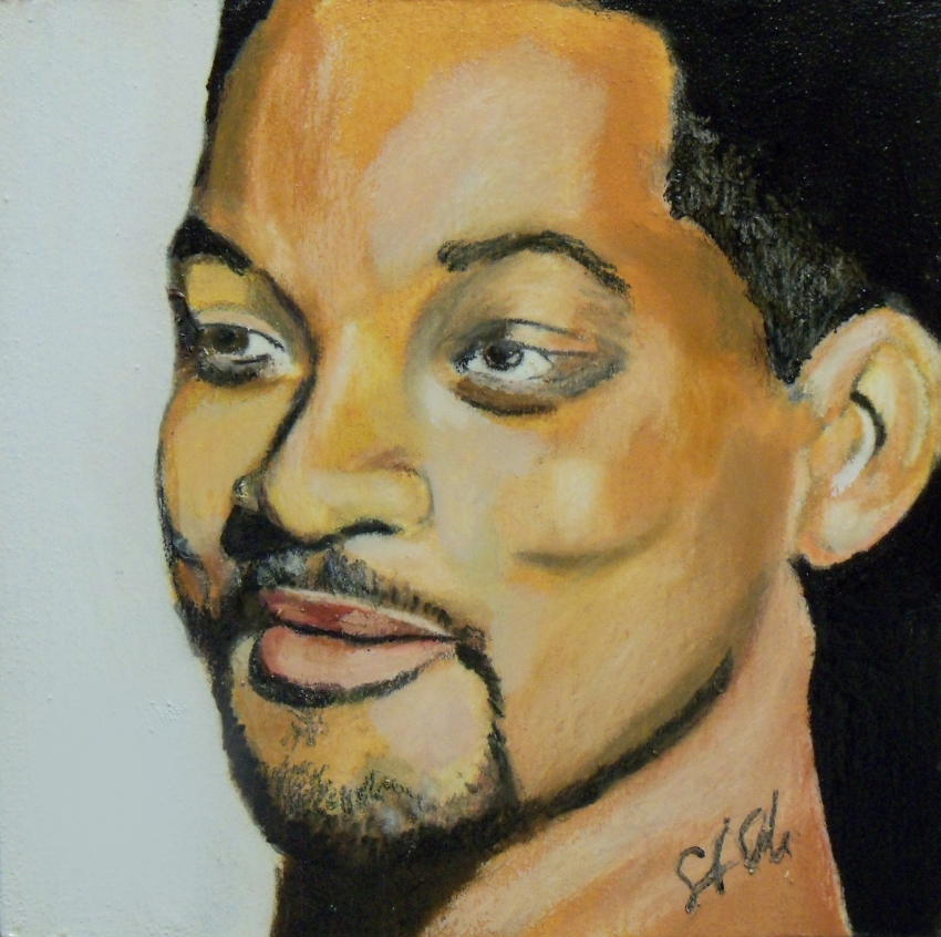 Will Smith by steveteets